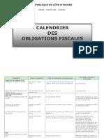 RCI Calendrier Fiscal