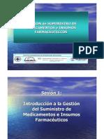 6 - Introduccion a La Gestion Farmaceutica
