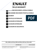 Mecanisme Si Accesorii megane II