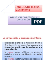 GUÍA DE ANÁLISIS DE TEXTOS NARRATIVOS