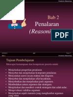 SlideTA02 Penalaran (Reasoning)
