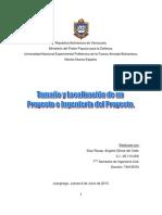 UNIDADES 3 Y 4 Planificacion y Evalucion de Proyectos de Obras Civiles..docx