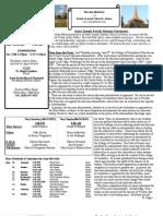 St. Joseph June 9, 2013 Bulletin