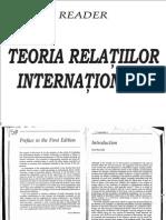 Reader Teoria Relatiilor Internationale