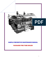 Sample Preventive Maintenance Manual for a Packaged Fire