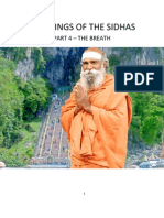 Teachings of the Sidhas - Part 4 - The Breath