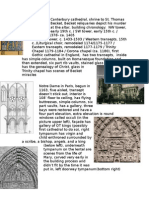 Medieval Art Study Guide
