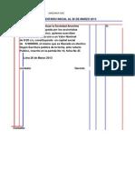 Formato Inventarios y Balances, Libro Diario, Mayor , Hoja Bce Mashaka.xls - Copia