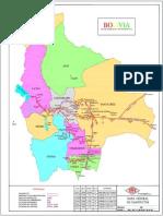02 - Mapa de Gasoductos