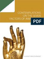 Contemplations on the Seven Factors of Awakening - Ajahn Thiradhammo