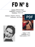 lengua y literatura Trabajo Práctico Nº 2