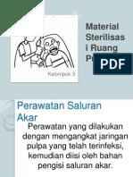 Material Sterilisasi Ruang Pulpa