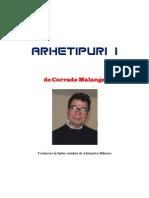 Corrado Malanga - Arhetipuri 1+2 (romana)