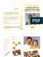 7 MAQILLAJE DE ANIMALES PARA NIÑOS.pdf