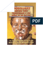 3 DIVERTIDOS MAQUILLAJES INFANTILES.pdf