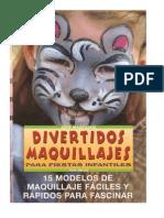 2 DIVERTIDOS MAQUILLAJES PARA FIESTAS INFANTILES.pdf