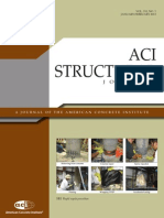 Aci Structural Journal January-february 2013 v. 110 No. 1 Complete