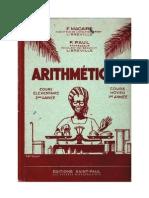 Mathématiques Classiques Macaire-Paul 02 CE2-CM1 Arithmétique (Outre-Mer)