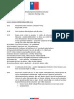 Libreto firma compromiso liceo Jose Domingo Cañas