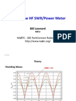 Homebrew SWR Meter