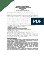 GUIAS DE LABORATORIO QUÍMICA GENERAL