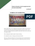 sercices marketing