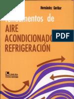 Fundamentos de Aire Acondicionado y Refrigeracion