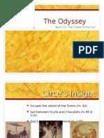 Odyssey Book12 4.28.09