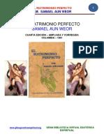 02 03 ORIGINAL El Matrimonio Perfecto Www.gftaognosticaespiritual.org