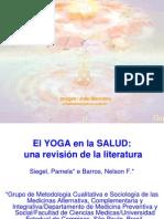 (3)Yoga y Salud