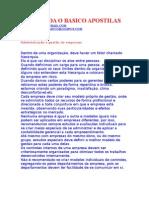 Administração e gestão de empresas