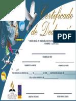 CERTIFICADO DE DEDICACION DE NIÑOS.pdf
