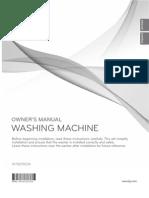 LG washer