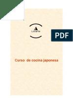 Cur Sode Cocina Jap Ones A