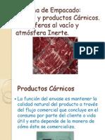 Envasado de Carnes y Productos Carnicos