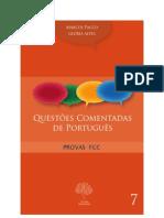 PortugUES FCC Superior Prova1 PACCO
