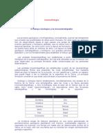 Geomorfologia El Tiempo Geologico y La Cronoestratigrafia