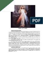 Prontuario Del Diario de Santa Faustina Kowalska