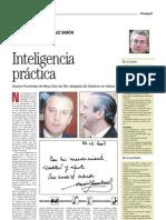 Grafopsicología. Inteligencia práctica