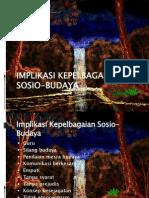 EDU3106 Implikasi Kepelbagaian Sosio Budaya