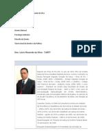 Desembargador Lécio Resende da Silva