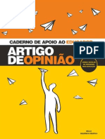 Caderno de Apoio Artigo de Opiniao 17102011