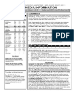 6-23 Keys Media Information