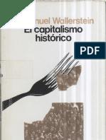 Wallerstein Immanuel El Capitalismo Historico (1)