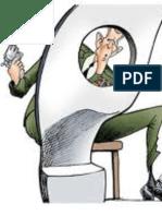 Tiro no pé mostra a cara da democracia brasileira.