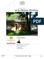 Residential Property Report - 6502 W 51st Street, in Mission, KS 66202