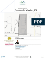 Neighborhood Report - Apollo Gardens in Mission Kansas 66202