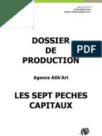 Dossier de Prod