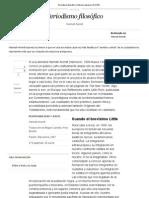 Periodismo filosófico _ Edición impresa _ EL PAÍS