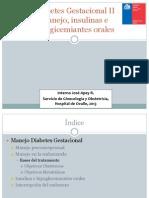 Diabetes Gestacional II